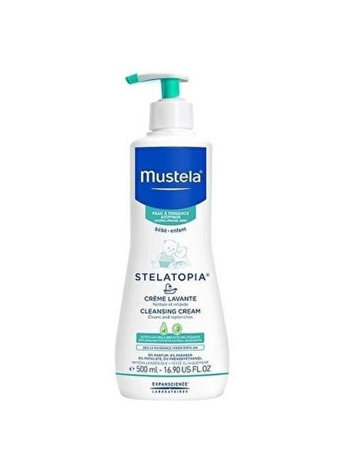 Mustela Stelatopia Krem Şampuan 500Ml Renksiz